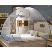 Kelambu Tidur Tempat Tidur 200 x 200cm Bed canopy Anti-Bite 2M x 2M