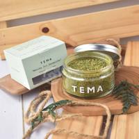 TEMA Matcha Iri Genmaicha Tea Jar 60 Gr