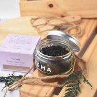 TEMA French Earl Grey Tea Jar 60 Gr