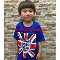 Kaos Anak2 inggris