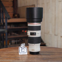 Canon EF 70-200mm f/4L IS USM - UW - GOOD CONDITION |5159|