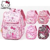 6558b0cda Hello Kitty Bag Cute Cartoon Bag hellokitty Fashion Baby KT Pink Shoul