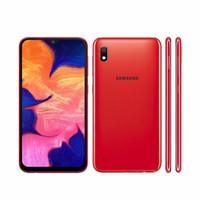 Samsung Galaxy A10 Smartphone 32GB/ 2GB - Red [Garansi Resmi]