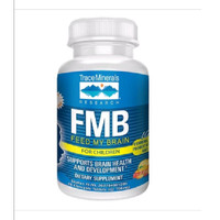 Trace Mineral Feed My Brain / Vitamin Otak / FMB60