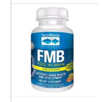 Trace Mineral Feed My Brain / Vitamin Otak / FMB30