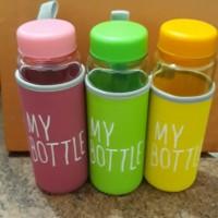 Botol minum my bottle dengan pouch