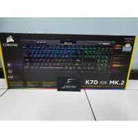 Corsair K70 RGB MK2 Mechanical Gaming Keyboard Garansi Resmi DTG 2Thn