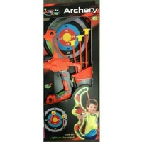 Bow Archery Shooting Light Up The Night - Mainan Panah anak