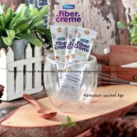 Ellenka Fibercreme 6gr SACHET Fiber Creme Creamer Santan Krimer Krim