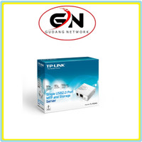 Single USB2.0 Port MFP and Storage Server TL-PS310U