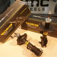 shock breaker absorber Monroe OEM Spectrum Honda Jazz RS GE8 Depan