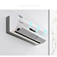 Talang AC extender penahan angin AC reflector AC/ screen cover