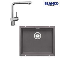 BLANCO SUBLINE 500-U SILGRANIT+LINUS-S