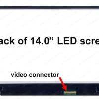 LCD LED Laptop Toshiba L40 L45 S40 S45 Series, 14 inch Slim