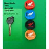 ORI Silicon Kunci Motor Honda Beat Supra 125 Vario Lama SEEN