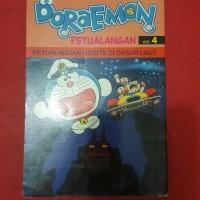 Komik Doraemon Petualangan 4