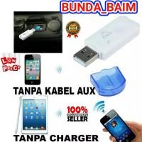 USB BLUETOOTH RECEIVER SIMPLE PLAN BT208 / BLUETOOTH SPEAKER AUDIO