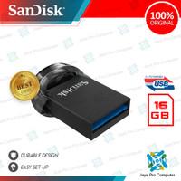 Sandisk Ultra Fit CZ430 16GB - Flash Disk/ Flashdisk 16 GB 3.1