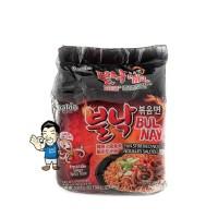 Paldo Bulnak Bokkumyun Noodle- Hot Spicy Octopus Ramen- Mie Instan