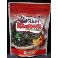 Rumput Laut Rasa Pedas / Crispy Seaweed Seasoned 40gr