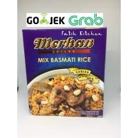 Nasi Kabsah dari Merhan Spices - Mix Basmati Rice
