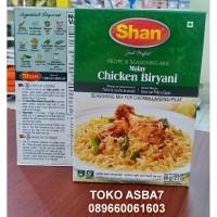 Shan Chicken Biryani Bumbu Nasi Biryani Ayam 60gr