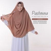 Pashmina Instan Original (CHOCO) by Hijab Hayuri