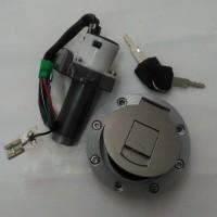 Kunci kontak set untuk motor roda tiga kaisar