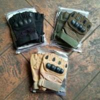 Harga termurah sarung tangan tactical motor sepeda touring airsoft | antitipu.com