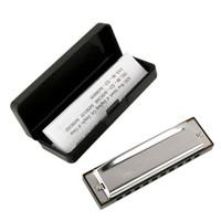 Harmonika Swan nada C 10 lubang / 10 holes harmonica