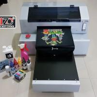 Printer DTG 1390 Digital Printing Kaos A3 Mesin Sablon Baju Digital