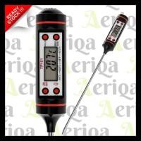 Digital Food Thermometer - Termometer Makanan / Air - Dapur TERMURAH
