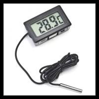 Thermometer / termometer digital waterproof probe free baterai KOMPLIT