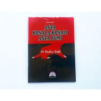 Asta Kosala-kosali Asta Bumi - buku bali hindu