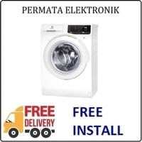 Electrolux EWF8025EGWA Mesin Cuci 8 kg Washer Front Loading EWF8025