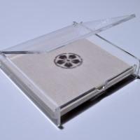 Bantalan stempel khusus Securemark2 - tinta stempel UV ke tangan