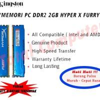 MEMORI / RAM PC Hyper DDR2 2 GB
