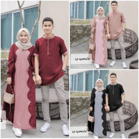 QUMALA COUPLE | BAJU PASANGAN BEST SELLER