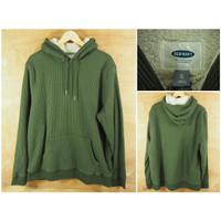 Hoodie Old Navy Pullover Hijau Original
