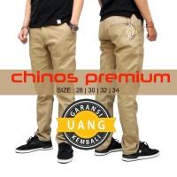celana chinos panjang premiun