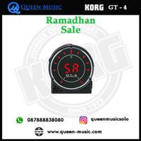 ramadhan sale korg tuner GT-4