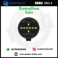 ramadhan sale korg tuner magnetune MG-1