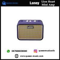 Mini ampli gitar laney lion heart