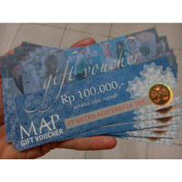 Voucher MAP @100rb