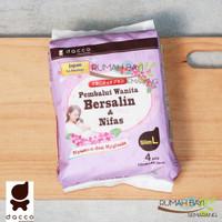 Dacco Pembalut Wanita Bersalin & Nifas Slim L isi 4