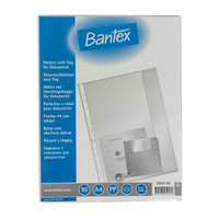DOCUMENT POCKET A4 BANTEX 2090