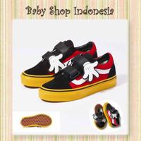 Sepatu Anak Vans Murah Mickey Sepatu Anak Import Sneakers Anak Vans