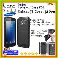 Casing SoftCase iPaky Samsung Galaxy J2 Core/J2 Pro (2018) (5.0inchi)