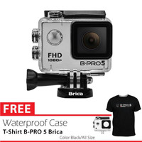 Brica B-Pro 5 Alpha Edition (AE Basic) + T-shirt - Silver