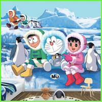 Jual Wallpaper Dinding 3d Doraemon Di Banten Harga Terbaru 2020